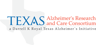 Texas Alzheimer's Research and Care Consortium Logo